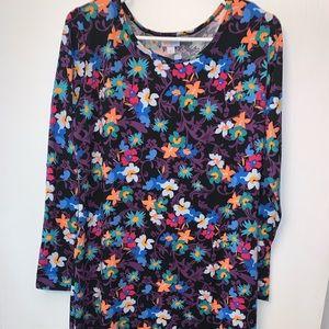 NWOT LuLaRoe Debbie Dress